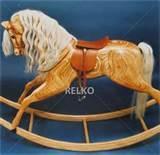 Wood Rocking Horses Photos