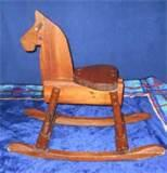 Images of Solid Wood Rocking Horse