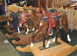 Rocking Horses Wooden Photos