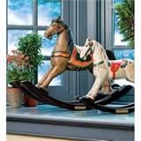Small Wooden Rocking Horse Images