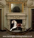 Images of Hand Carved Rocking Horses