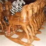 Hand Carved Rocking Horses Pictures