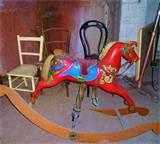 Photos of Red Rocking Horse