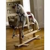Images of Solomon Shire Rocking Horse