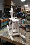 How To Paint A Rocking Horse Photos