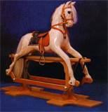 Photos of Plywood Rocking Horse