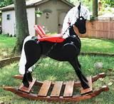 Diy Rocking Horse Plans Images