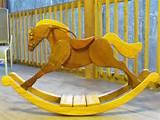 Images of Woods Of America Rocking Horse