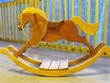 Woods Of America Rocking Horse Images