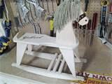 Pictures of How To Paint A Rocking Horse
