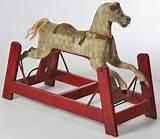 Pictures of Woods Of America Rocking Horse