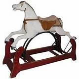 How To Paint A Rocking Horse Images