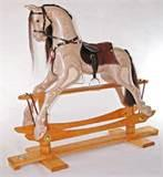 Plywood Rocking Horse Pictures