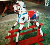 Roebuck Rocking Horse Photos