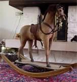 Pictures of German Rocking Horse