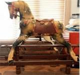 Roebuck Rocking Horse